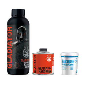 GLADIATOR KIT PROMO - Black